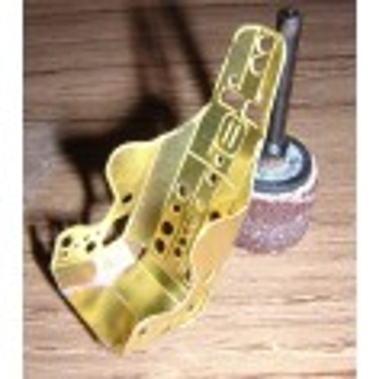 Kirkey Racing Seat, Brass 1/16