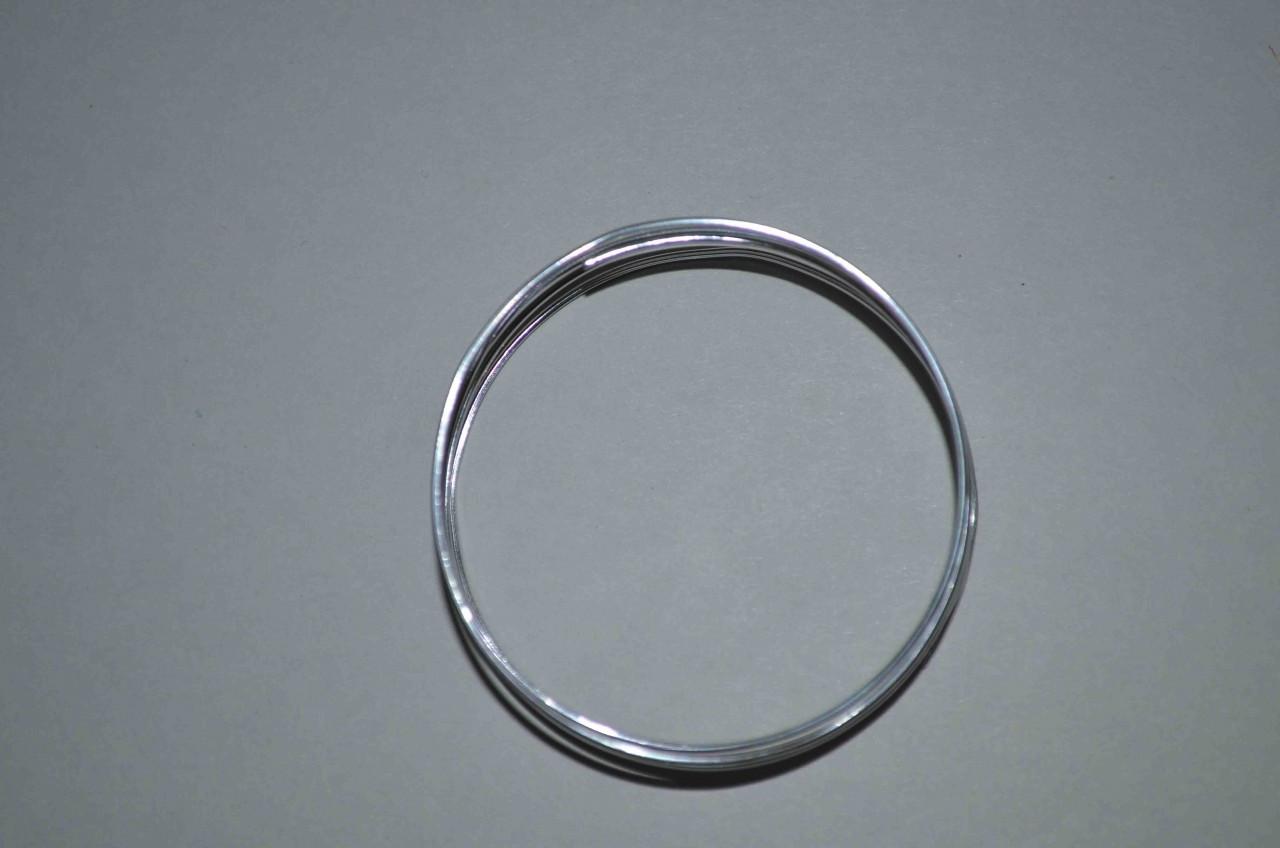 Aluminum Hard Line .034, .88mm Dia