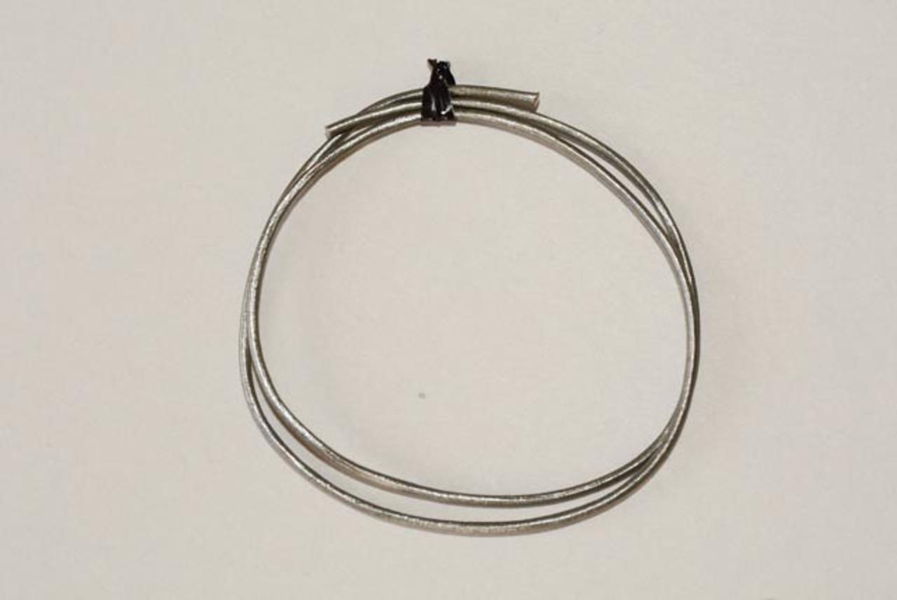 """Soft Line - Hose Gray .048"""", 1.22mm OD"""