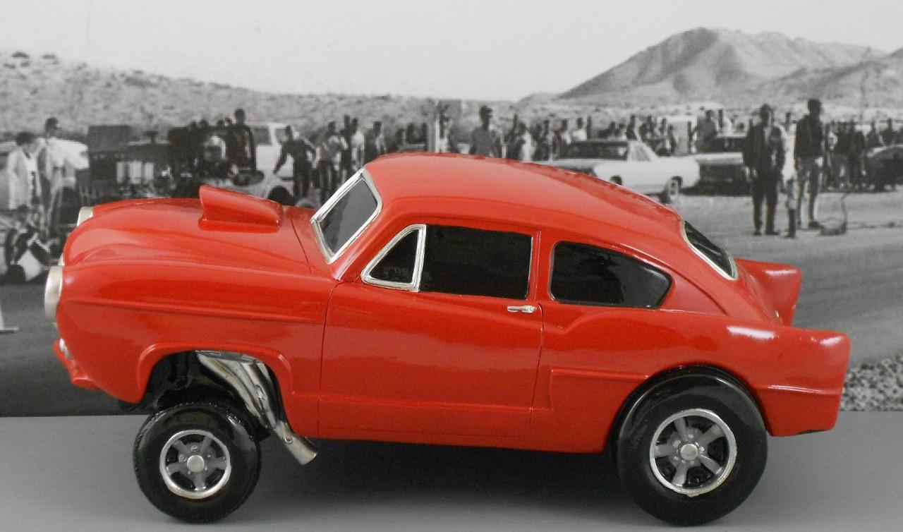 1951 Henry J Gasser 1/18 Scale (Choose Color)