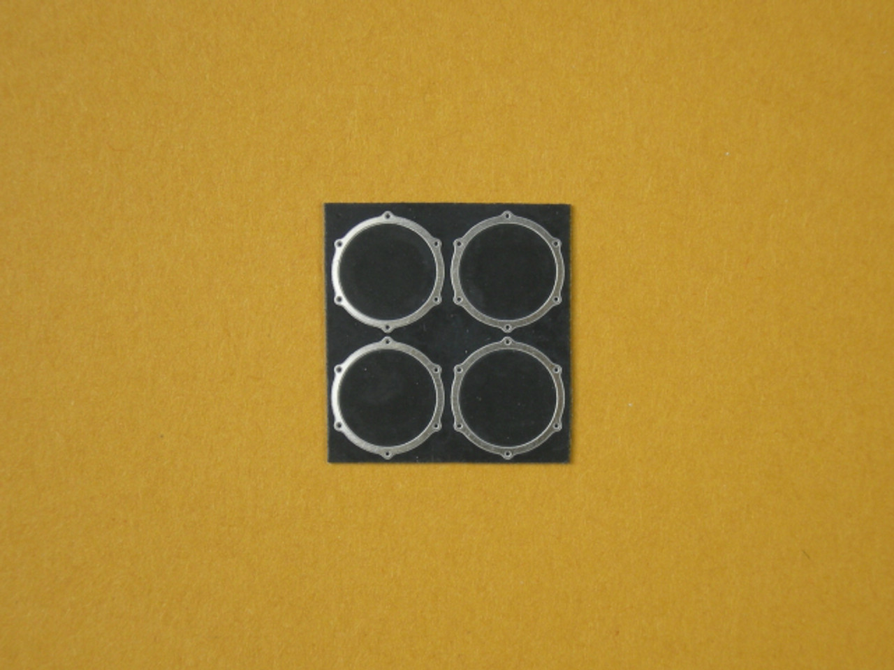 Round Window Bezels Pro Mod, etc 1/16