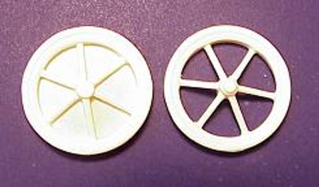 12-Spoke Front Wheels 1/16