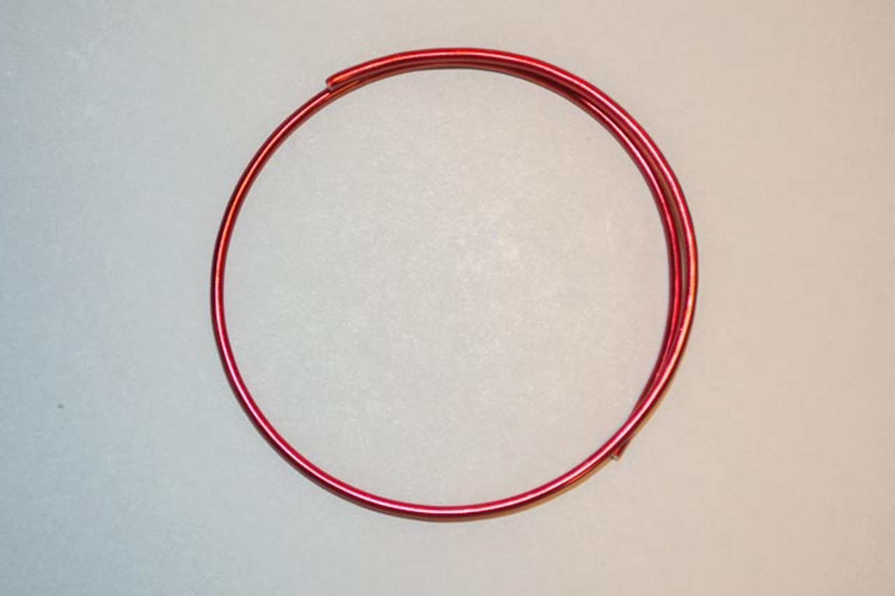 Aluminum RED Hard Line - Various Sizes