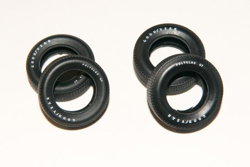 Good Year Polyglas Tire Set of 4 1/25