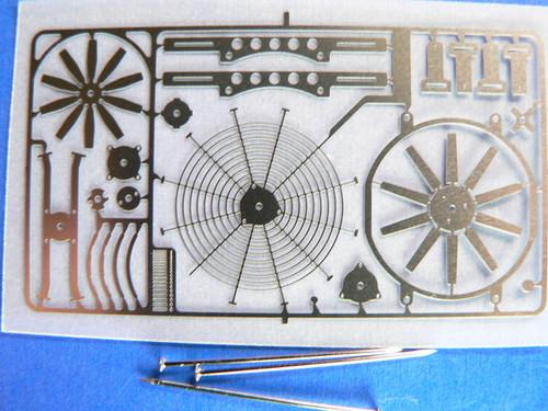 Electric Fan Kit 1/24-1/25