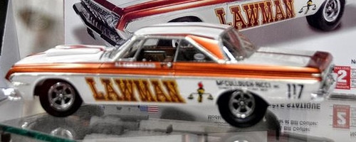 '64 Plymouth Belvedere Super Stock Kit 1/25