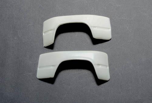 Chevy PU Dually  Rear Fenders 1/25