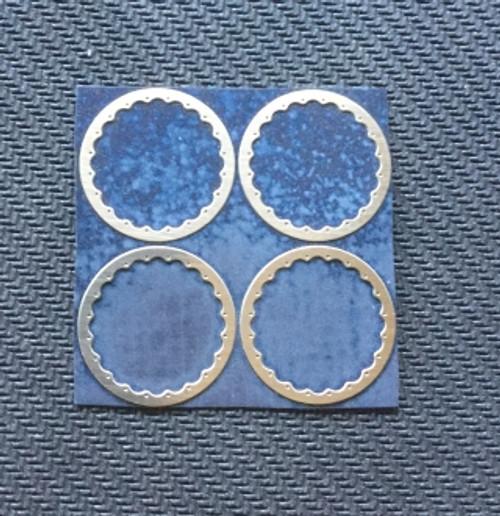 Beadlock Rings Billet Specialties, 1/24