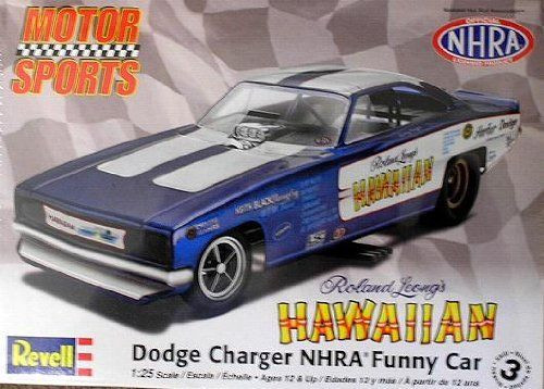 Roland Leong's Hawaiian Funny Car 1/25