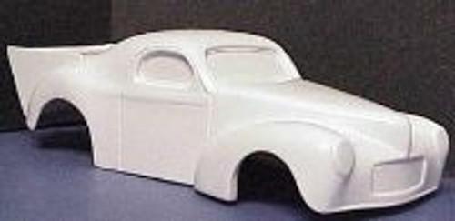 41 Willys Pro Mod Body '05 1/24