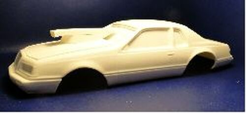 83-'86 T-Bird Pro Stock Body 1/25