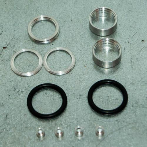 Pro Stock 4-Wheel Set 1/25