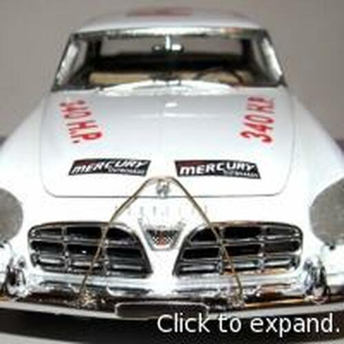 Tim Flock's 1956 Chrysler 300B Stock Car 1/25
