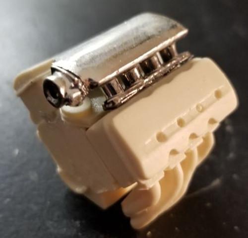 Sonny's 858 BB Pro Mod 'Starter' Engine 1/25