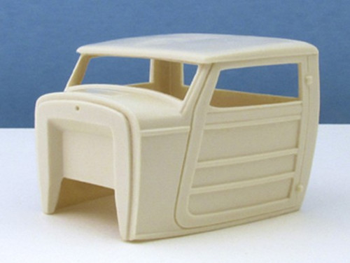 '32 Ford Finkwood Cab Body, 1/25