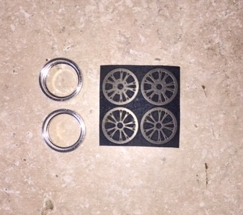 Weld V-Series Front Wheels 1/25