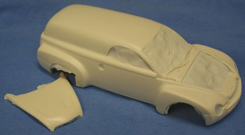 Chevy SSR Panel Delivery Body, 1/25