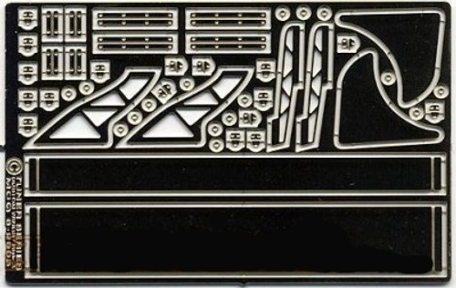 Custom Billet Wings - Wingbat GT, 1/25