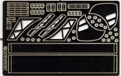 Custom Billet Wings - 'Valdez GT', 1/25