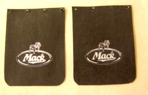 Mack Truck Mud Flaps 1/25