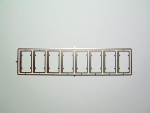 License Plate Frame Set 1/25