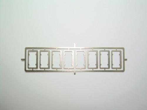 License Plate Frame Set 1/43