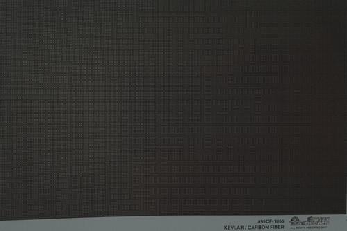 Kevlar-Carcon Fiber Decal Sheet #27 1/25