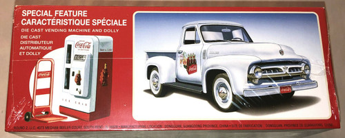 53 Ford Coca-Cola Pickup 1/25