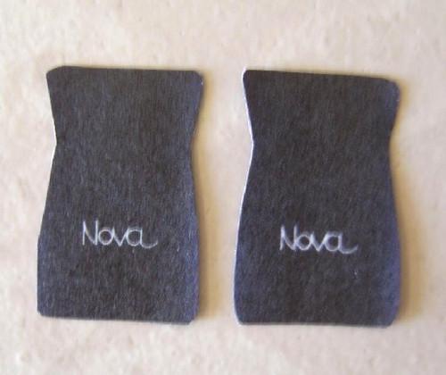 Floor Mats, Nova 1/25