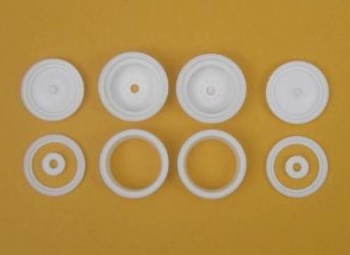 """Cragar 15"""" SuperTrick Wheels 4-Set, Spindle 1/24"""