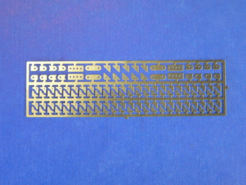 Roll Cage/Chassis Gussets & Brackets 1/24-1/25