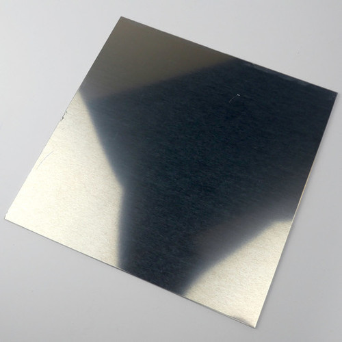 Stainless Steel Sheet Metal, .025""