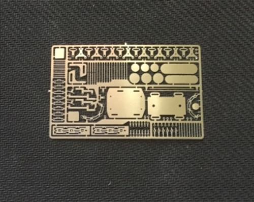 Blower Scoop Hardware Set 1/24-1/25