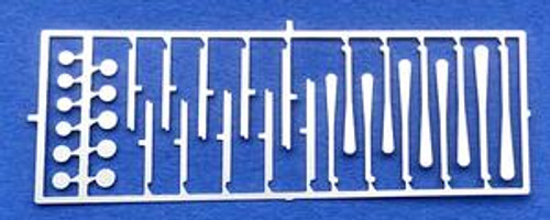 Windshield Wipers - Solid Blade  1/24-1/25