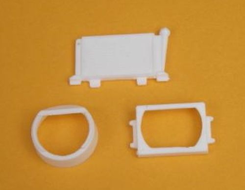 Radiator Shroud Set 1/25