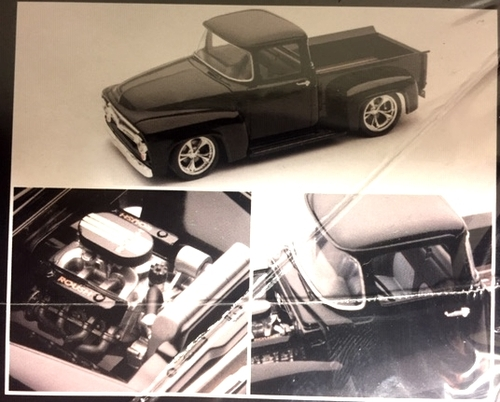 Foose Ford FD-100 Pickup, 1/25