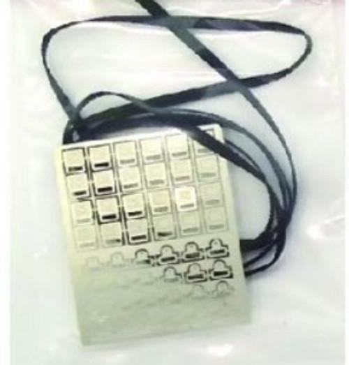 Seat Belt Hardware and Belt Material, 1/25