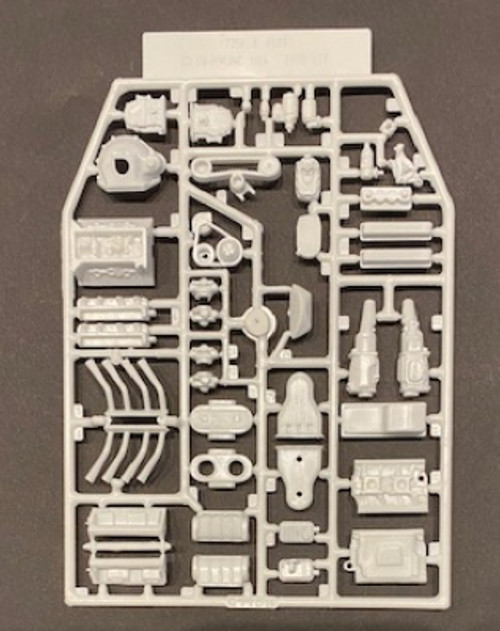 Ford 427 Engine 2-Options, 1/24-1/25