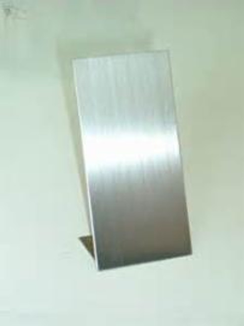 "Stainless Steel Sheet Metal, .012"""