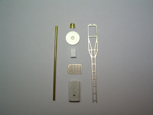 True Scale Searchlight Signal Kit HO Scale by Pro Tech