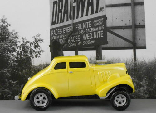 33 Willys Gasser 1/18 Scale (Choose Color)