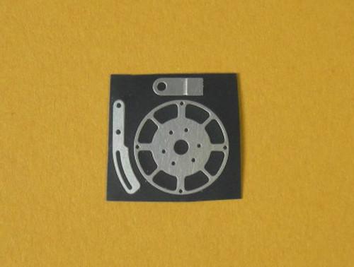 Big Block Engine Crank Trigger 1/16