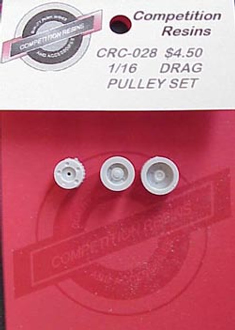 Blower Pulleys 1/16