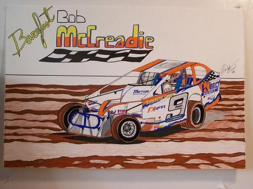 'Barefoot' Bob McCreadie