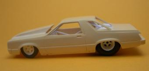Fairmont Drag Racing Body 1/25