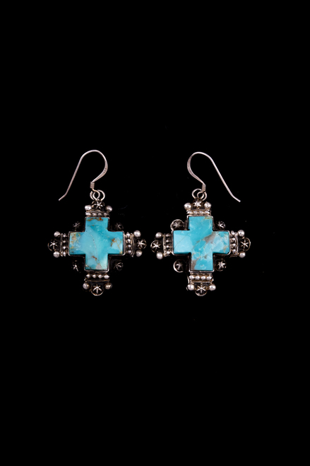 93fe343af Native American Jewelry - Turquoise Jewelry - Turquoise Earrings ...