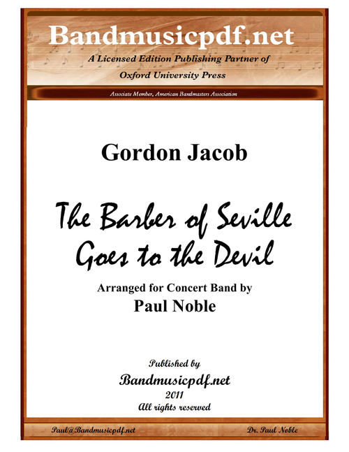 The Barber of Seville Goes to the Devil