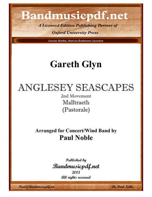 Anglesey Seascapes, 2nd Movement