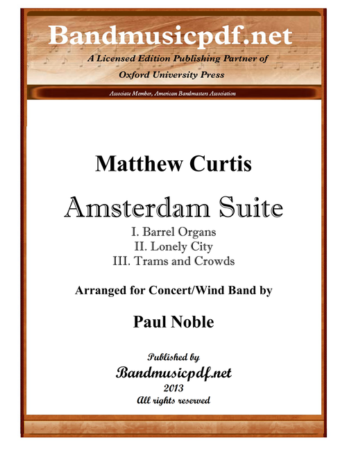 Amsterdam Suite, complete