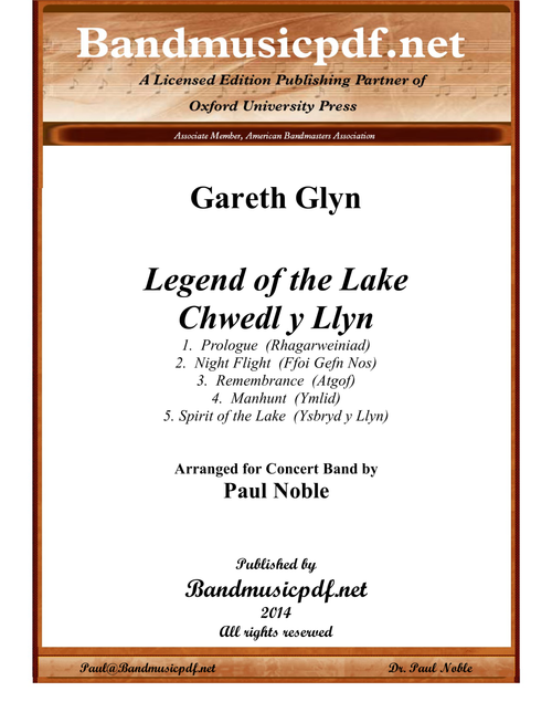 Legend of the Lake, Complete